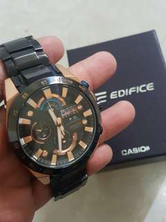 Casio edifice redbull series