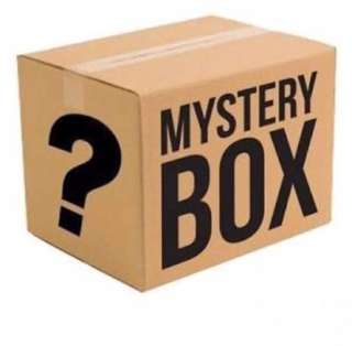 Mystery box for girls!