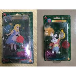 迪士尼一番賞-愛麗絲 時間兔