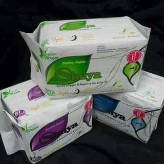 SHUYA ANION SANITARY NAPKINS