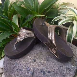 Fitflops - ladies chocolate brown original