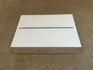 New 12-inch MacBook 256GB - Space Grey