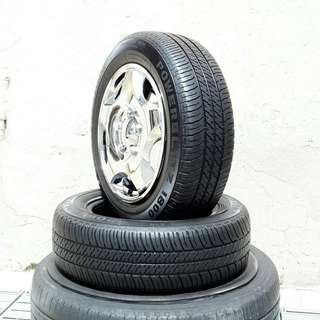 Used 175/65 R14(Sold) Silverstone (2pcs) 🙋‍♂️