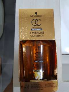 6 miracles Oil Essence for Hair