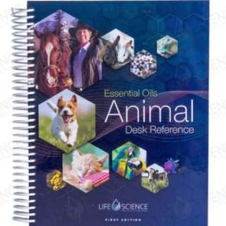 Looking for: Essential Oils Animal Desk Reference