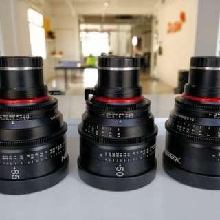XEEN Cine Lens E-Mount FE