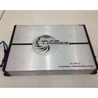 Alfa Linear AL-300.4 Amplifier (RS600)