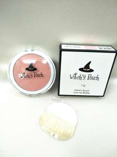 Witch's Pouch Love Me Blusher 11g (Rose Blossom 05)