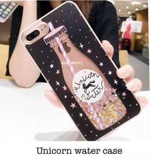UNICORN WATER CASE