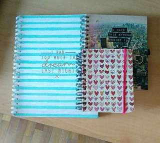 Abstract Binded Notebook