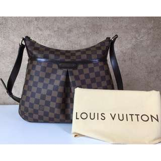 LOUIS VUITTON N42251 DAMIER BLOOMSBURY PM SHOULDER BAG