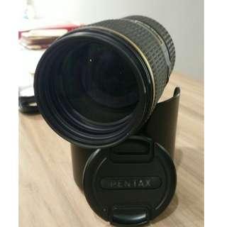 PENTAX DA50-135mm F/2.8