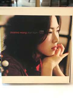 CD370 Joanna Wang 林若琳 - Start From Here (2CD)