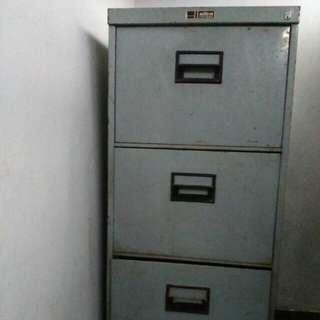 Filing cabinet Alba 3 laci