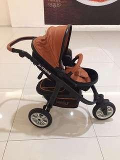 Stroller babyelle extrema