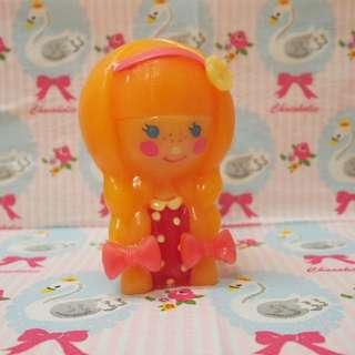日本swimmer dolly娃娃公仔candle蠟燭