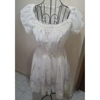 SC貝殼連身裙