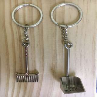 Buy 1 FREE 1 Pair Of Couple Key Chain For Lover