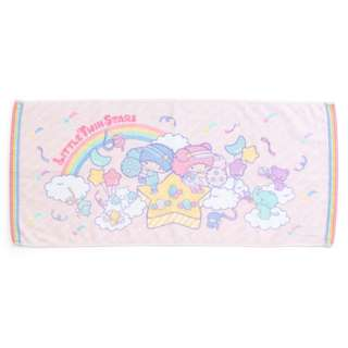 Japan Sanrio Little Twin Stars Face Towel