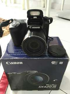 CANON POWERSHOT SX420si (Used)