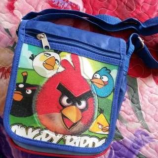 Angry Birds Sling Bag