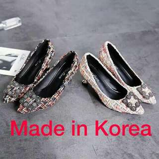 JG- Korean Shoes