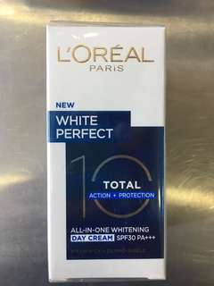 Loreal white perfect total - 50ml