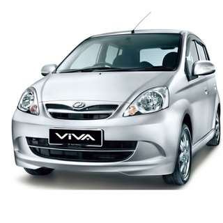 KERETA SEWA / CAR RENTAL Perodua Viva 1.0 (A)
