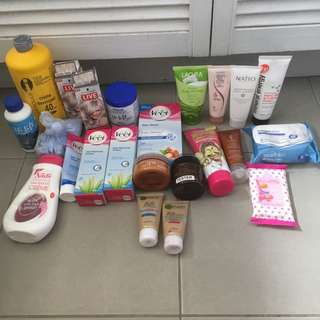 Hair and Skincare Bundle