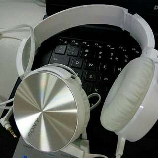headphone ORI SONY MDR-XB450 (NEGO)