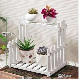 Balcony Flower Pot Rack