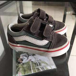 Vans shoes kids