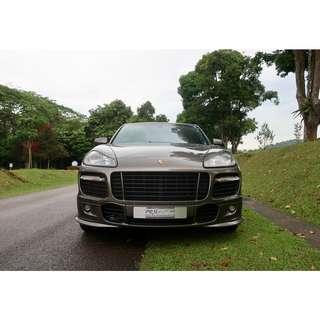 Porsche Cayenne GTS Auto 4.8