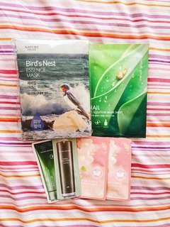 Kbeauty products (bundle)