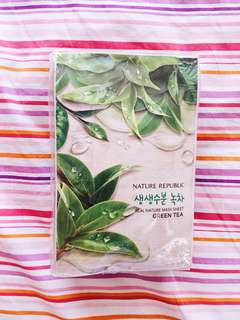 10pcs. Nature Republic face masks