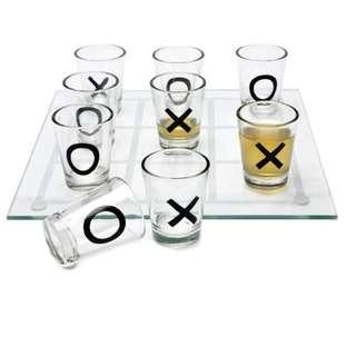 Drinking Fun Games Tic-Tac-Toe