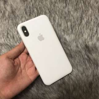 Genuine Apple iPhone X Case