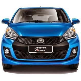 KERETA SEWA / CAR RENTAL Perodua MyVi 1.5 SE (A)