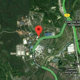 Vacant Leasehold Industrial Land At Rasa Industrial Park