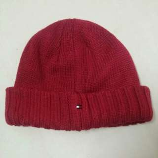 #Bajet20 TOMMY HILFIGER TH KIDS BEANIE SNOW CAP