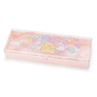 Japan Sanrio Little Twin Stars Pen Case