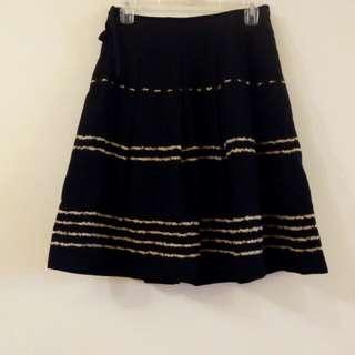 🚚 日本 毛料 裙子