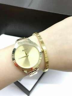 Gucci watch set