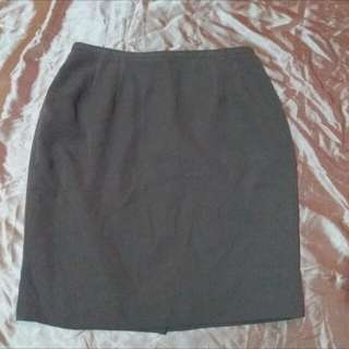 Highwaist skirt (slacks like cloth)
