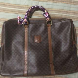 Celine Paris Macadam Briefcase/Laptop bag