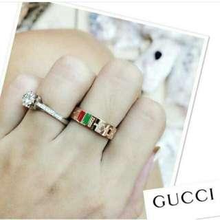 Gucci ring premium