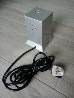 Soundtech PS-822U with surge protection
