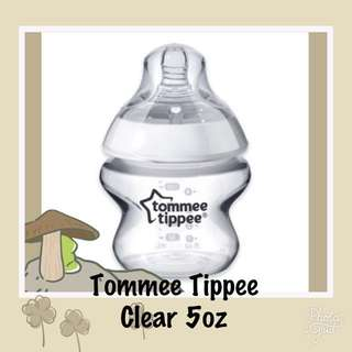 Tommee Tippee Clear 5oz