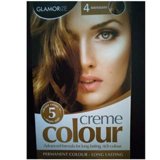 Hair Dye Creme Permanent