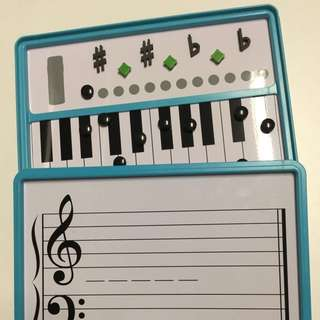 Yamaha Junior Music Course (JMC) Pri 1 Magnetic Board